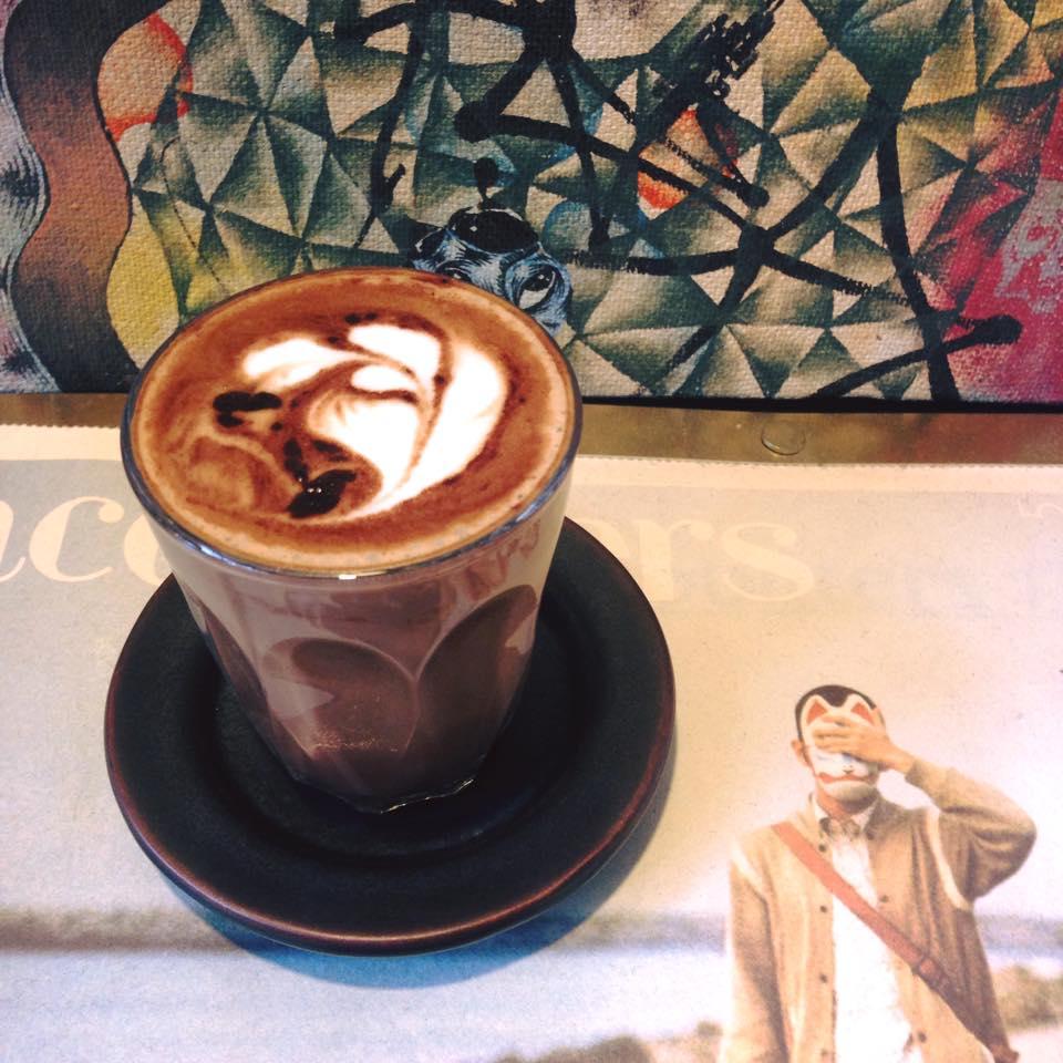 hello strenger cafe